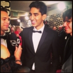 thumbs devpatel goldenglobes