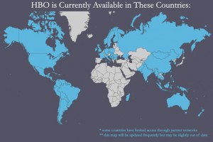 Which Countries is HBO Available In?