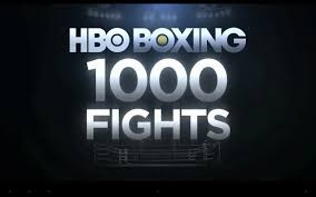 HBO Celebrates 1000 WORLD CHAMPIONSHIP BOXING Matches