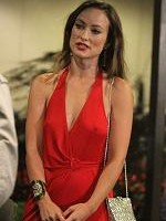 Scorsese's ROCK-N-ROLL PROJECT Gives us Red Hot Olivia Wilde!