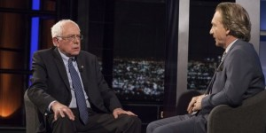 Bernie Sanders to Appear on Real Time with Bill Maher this Week
