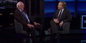Senator Sanders to Appear on Real Time with Bill Maher