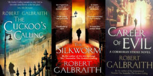 J. K. Rowling Returns to HBO with CORMORAN STRIKE
