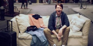 Pete Holmes is CRASHING; Joining Him?