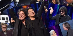 THE 2017 ROCK & ROLL HALL OF FAME INDUCTION CEREMONY