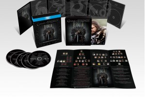 Game of Thrones DVD & Blu-Ray Release Dates