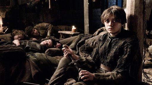Game of Thrones Season 2 Cast Photos
