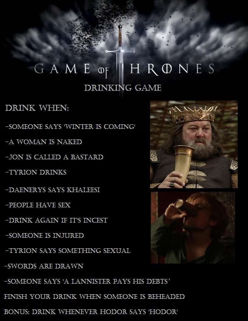 Drinking-Game-of-Thrones