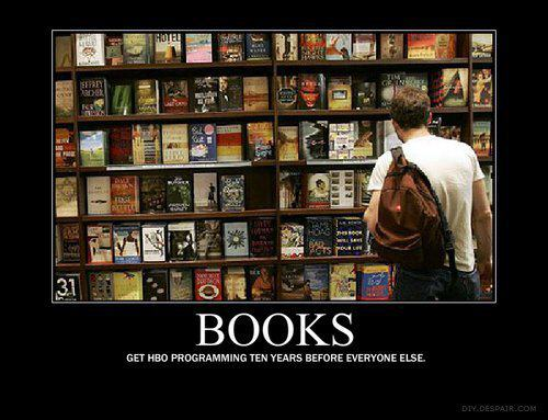 HBO-Books-Before-Everyone-Else-Demotivational
