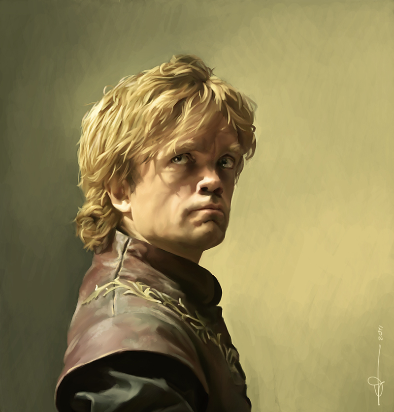 Tyrion Lannister: Small, Shrewd and Sexy