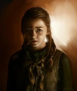 Arya-Stark-Painting-254x300