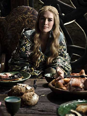 Cersei-Lannister-Table