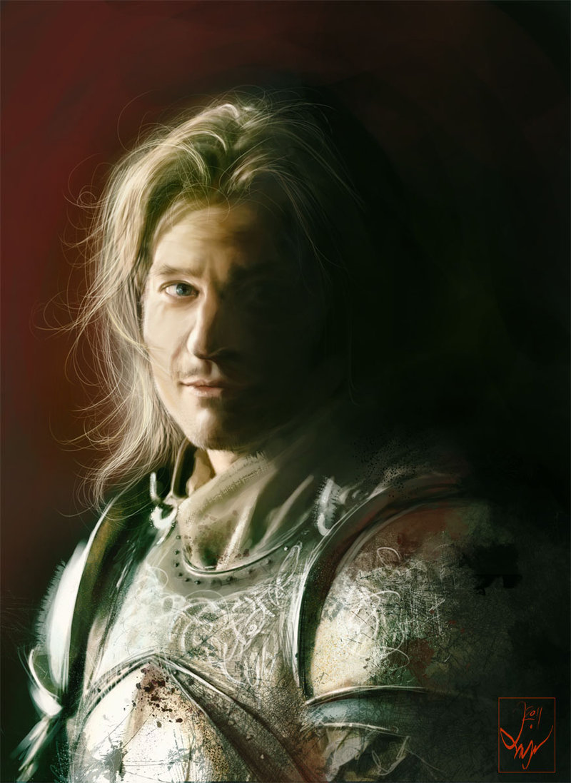 Spectacular Game Of Thrones Paintings