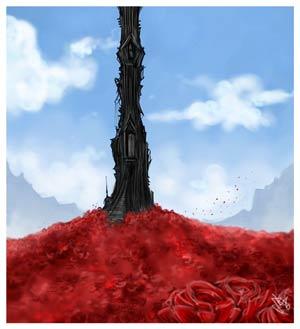 Fanart__The_Dark_Tower_by_Kwatsu