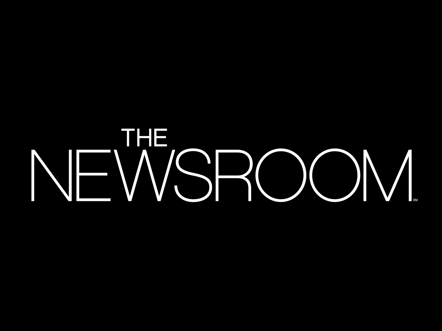 Image result for the newsroom logo