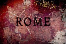 Rome title art