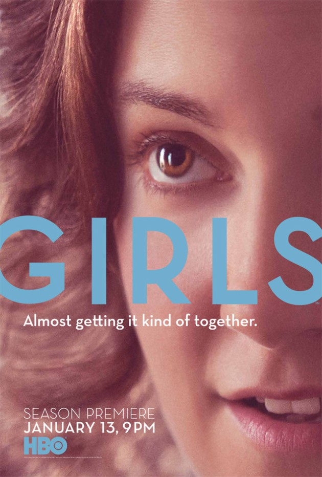 Image result for Girls season 2 poster