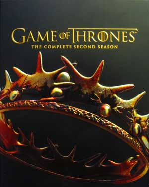 Get Game Of Thrones Season 2 Dvd Cover Pictures
