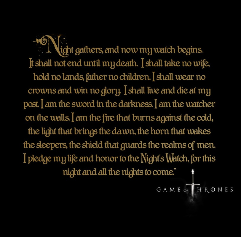Nights-Watch_Oath