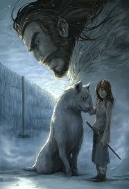 Arya-Ned-Wolf