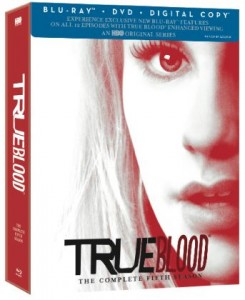True Blood Season 5 DVD BR 245x300