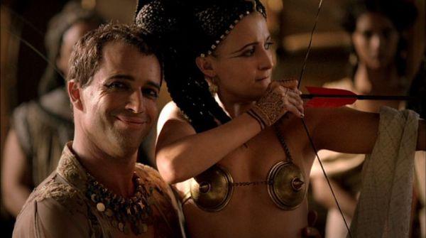 Rome sex scenes hbo watch