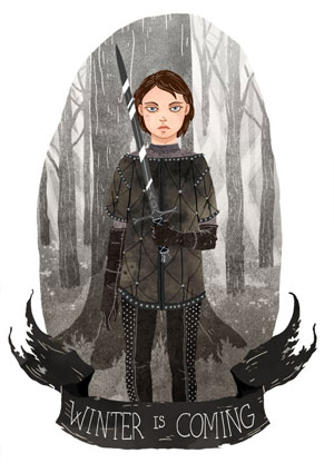 03-Arya-Stark