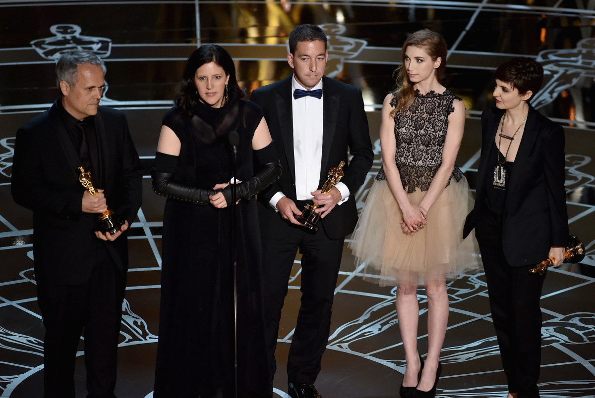 HBO Programs Win a Pair of Oscars in 2015