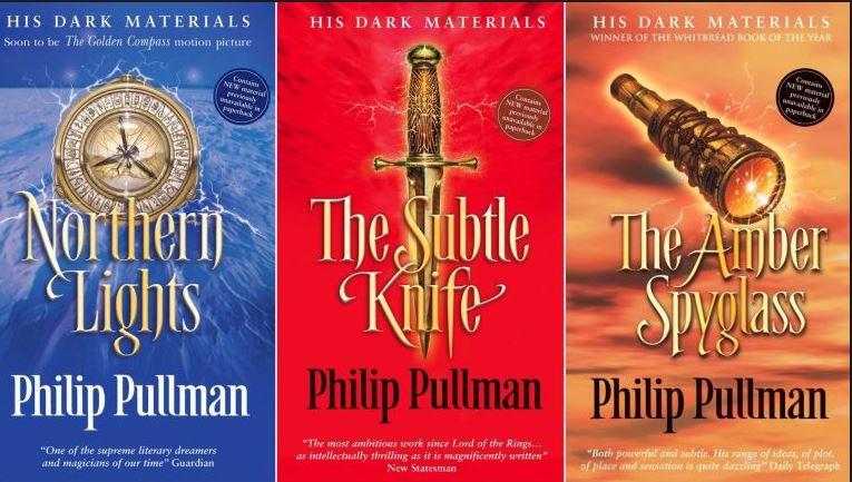 HisDarkMaterials_books