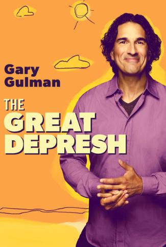 GaryGulmanGreatDepresh_Poster