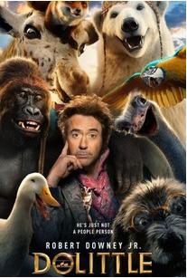 Movies_DolittlePoster