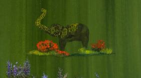 PaintingWithJohn.Elephant