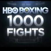 HBO Celebrates 1000 WORLD CHAMPIONSHIP BOXING Matches