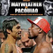 HBO/Showtime Team Up For Mayweather-Pacquiao Bout on May 02, 2015