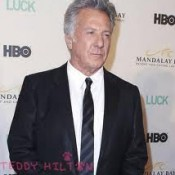 Dustin Hoffman Talks LUCK