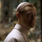Inside THE YOUNG POPE Opening Credits