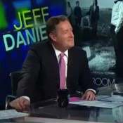 The Newsroom was Piers Morgan's 'Trigger Point'